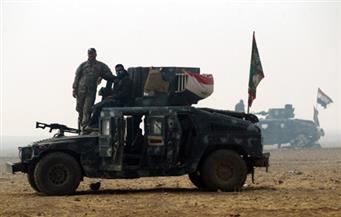 """القوات العراقية تحرر قرية """"كنعوص"""" والساحل الأيسر لقضاء الشرقاط بصلاح الدين"""