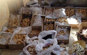 ضبط 59 ألف عبوة حلوى منتهية الصلاحية بالإسكندرية