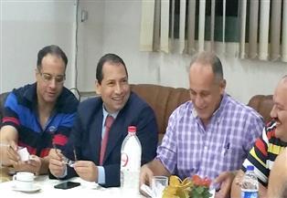 """""""جلال سالم"""" رئيسًا لنادي أعضاء هيئة التدريس بجامعة بورسعيد"""