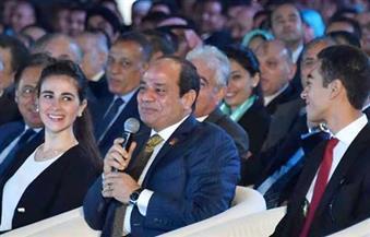 السيسي: مصر في موقف صعب منذ سنوات.. وينبغي ألا تتخذ المطالب الشكل الاحتجاجي رحمة بالبلد