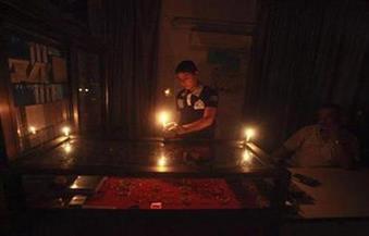 انقطاع الكهرباء عن مدينتي الشيخ زويد ورفح بشمال سيناء