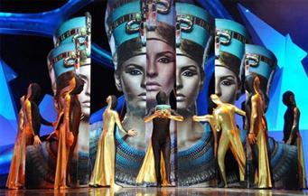 دعاية مهرجان القاهرة السينمائي تغزو كوبري أكتوبر