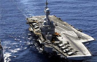 مصدر في الجيش الفرنسي: 940 من أصل 2300 من طاقم حاملة الطائرات الفرنسية شارل ديجول مصابون بفيروس كورونا