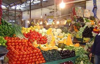 إلغاء رسوم الأشغال لمحلات سوق الجملة للخضر والفاكهة بدمياط