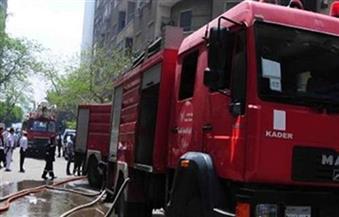 السيطرة على حريق بمخزن كتب مدرسية بالغردقة دون حدوث إصابات