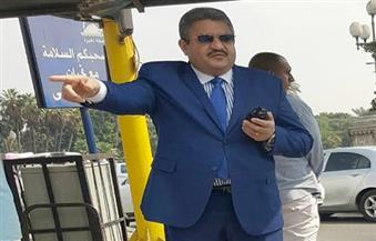 العراقي يقود حملات لإزالة التعديات على نهر النيل