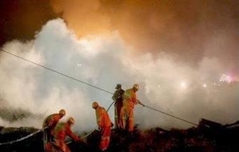 ننشر تفاصيل وسبب الانفجار المجاور للنادي الأهلي