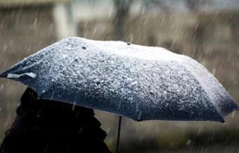 انقطاع الكهرباء عن معظم أحياء الغردقة بسبب الامطار الثلجية
