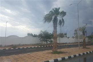بالصور.. الأمطار تؤدي إلى انقطاع الكهرباء بمطار شرم الشيخ وتأخير إقلاع بعض الرحلات لنصف ساعة