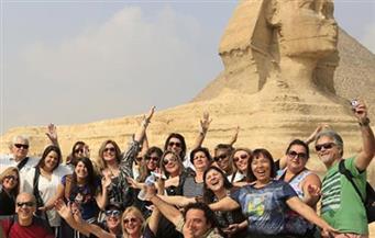 السياحة المصرية تشارك في بورصة لندن الدولية