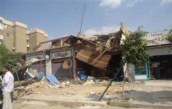 حي مصر القديمة يُغلق المقاهى المخالفة بالمنيل ويُوفر سيارة لبيع السلع بالملك الصالح