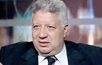 مرتضى منصور: ستانلى يرغب بالبقاء في الزمالك.. والتجديد لمعروف وباسم وجنش خلال أيام