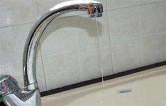 قطع المياه عن عدة مناطق بالأقصر الإثنين