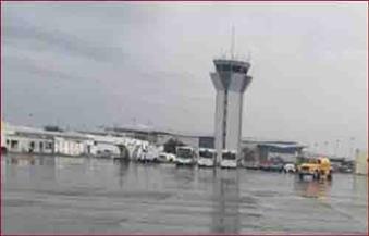 شركة مياه البحر الأحمر تعلن الانتهاء من سحب تراكمات المياه بطريق المطار