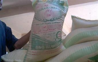 ضبط 100 طن أرز شعير خزنها تاجر فى البحيرة