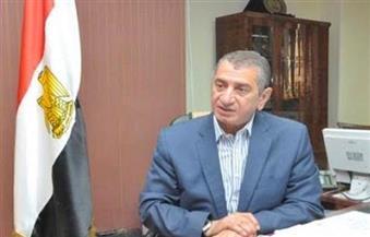 محافظ كفرالشيخ يقرر تزويد قرية الجزيرة الخضراء بمطوبس بلودر حديث لرفع القمامة من الشوارع