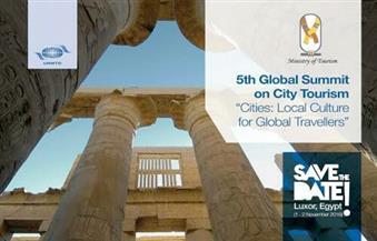 """مدينة المائة باب """"الأقصر"""" تتأهب لتتويجها عاصمة السياحة العالمية بمشاركة ١٥ دولة"""