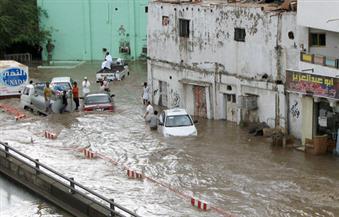 إغلاق طريق (قنا – سوهاج) بسبب السيول.. والمرور يحدد طرقًا بديلة للوصول لسوهاج بعد مصرع 6 مواطنين
