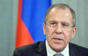 وزير الخارجية الروسي يناقش مع نظيره الأمريكي القضية الإيرانية