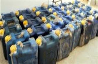 ضبط 91 قضية مواد بترولية وأسطوانات بوتاجاز في 4 أيام