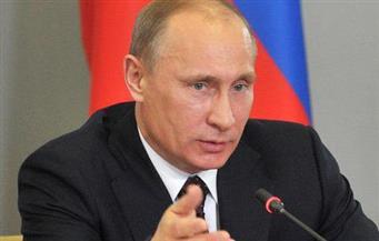 بوتين: روسيا لن تتهاون مع قضايا الفساد