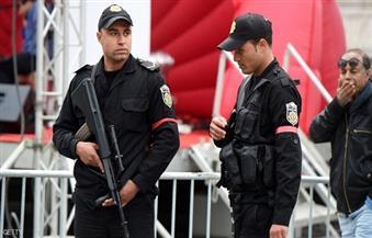 الشرطة تفض مظاهرة ضد غلاء الأسعار في تونس