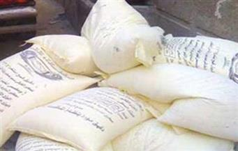 """""""تموين كفر الشيخ"""" يضبط 750 كيلو دقيق مدعم و3 آلاف لتر سولار قبل بيعها في السوق السوداء"""