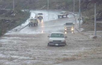 """انتشال 7 جثث من ضحايا السيول بطريق """"قنا - سوهاج"""""""
