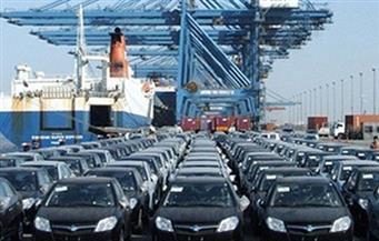 جمارك السويس تفرج عن 807 سيارات ملاكي ونصف نقل بقيمة تصل إلى 166 مليون جنيه
