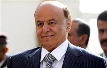 هادي: معركة اليمن مصيرية ولا رجعة عنها