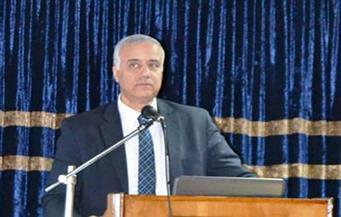 رئيس جامعة الإسكندرية: نهتم بتخريج طلاب يستطيعون المنافسة بسوق العمل المحلي والدولي