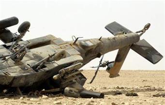 سقوط مروحية للجيش العراقي ومقتل اثنين من طاقمها في الساحل الأيسر للموصل