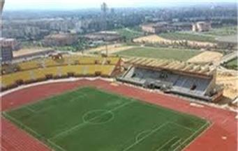إنشاء مضمار للقوى وملعب باستاد أسيوط الرياضي بتكلفة 4 ملايين و850 ألف جنيه