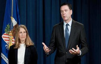 وزارة العدل الأمريكية تعارض فتح تحقيق حول رسائل جديدة لكلينتون