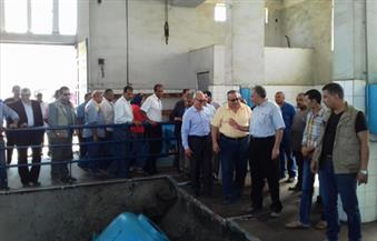 بالصور.. وزير الري يفتتح عددا من المشروعات بمحافظتي الإسكندرية وكفر الشيخ