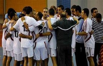 الزمالك يفوز على بترول أسيوط في الجولة السادسة من دوري المحترفين لكرة اليد