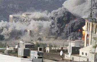 غارة جوية للتحالف العربي تقتل 33 شخصا في اليمن