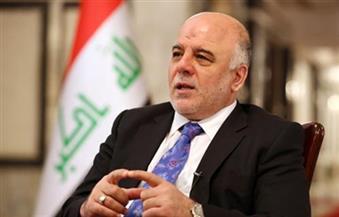 العبادي يصل أربيل  قادمًا من شرق مدينة الموصل للقاء البارزاني