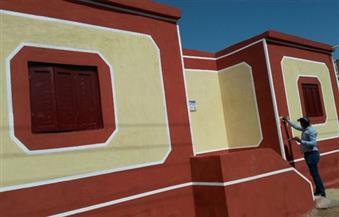 """بالصور.. الأورمان تنتهي من تطوير قريتين بأسيوط بالتعاون مع صندوق """"تحيا مصر"""""""