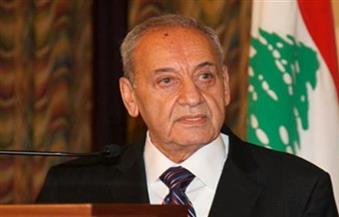 رئيس البرلمان اللبناني يبعث برقية عزاء للرئيس السيسي في حادث قطاري سوهاج