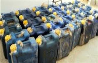 ضبط 3 أطنان مواد تموينية وألفي لتر مواد بترولية قبل بيعها في السوق السوداء بالبحيرة