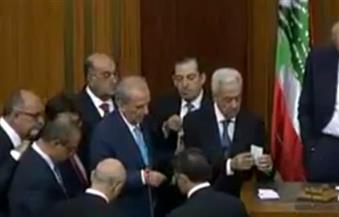 بدء جلسة انتخاب الرئيس اللبناني الجديد
