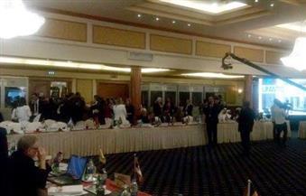بالصور.. انطلاق فعاليات الجلسة الافتتاحية للدورة 104 للمجلس التنفيذي لمنظمة السياحة العالمية بالأقصر