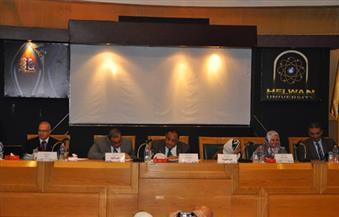 بالصور.. رئيس جامعة حلوان يوقع مشروعات السنة الأولى من الخطة الإستراتيجية للعام المالي 2016/2017
