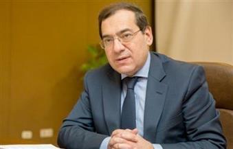 وزير البترول يبحث مع مسئولين بالبنك الدولي الموقف التنفيذي للمشروع القومي لتوصيل الغاز