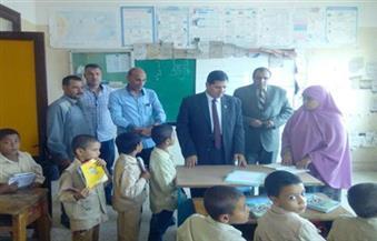 """""""كفر الشيخ"""" تُشكل لجنة لحصر العجز في المدرسين بمدارس برج مغيزل والجزيرة الخضراء"""