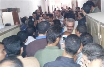 لليوم الثانى.. إضراب محامى طوخ عن العمل احتجاجًا على حبس زميلهم بعد مشاجرة مع أمين شرطة