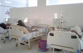 بالصور.. مدير مستشفي الحامول يؤكد انتهاء قوائم الانتظار لمرضى الغسيل الكلوي
