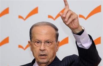 احتفالات شعبية في لبنان بعد انتخاب عون رئيسًا للبلاد
