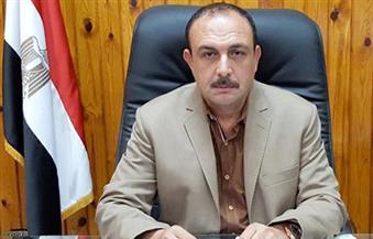"""رئيس حي الأزبكية يشرف على أعمال """"المترو"""" في ميدان حليم"""